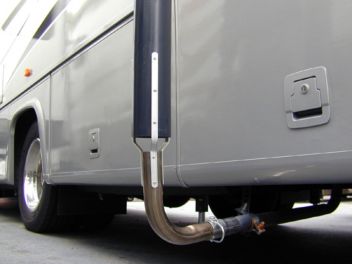 Amazon.com: Camco Gen-Turi RV Generator Exhaust Venting