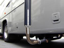 Amazon Com Camco Gen Turi Rv Generator Exhaust Venting