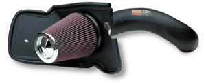 K&N 57-3023-1 Fuel Injection Air Intake Performance Kit