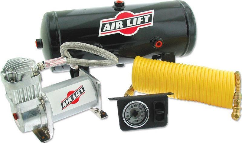 The Air Lift 25690 Quick Shot Compressor System