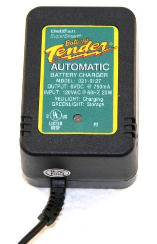 Amazon Com Battery Tender 021 0127 Battery Tender Junior