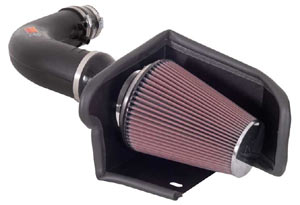 K&N 57-2541 Fuel Injection Air Intake Performance Kit