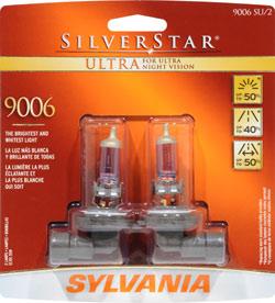 Sylvania 9006 Silverstar Ultra High Performance Halogen