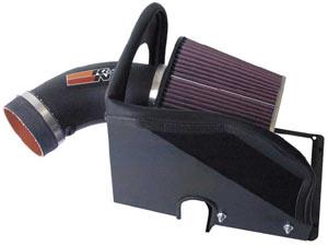 Kamp;N 57-3045 Fuel Injection Air Intake Performance Kit