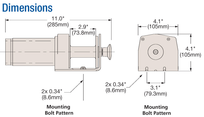 amazon com superwinch lt2000 12v utility winch (2,000lb),pink Superwinch LT2000 Manual schematics of the superwinch lt2000 utility winch