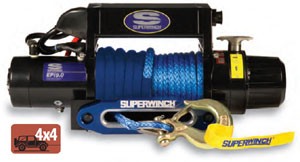 Superwinch 09034SR EPi9.0S Series Master Winch