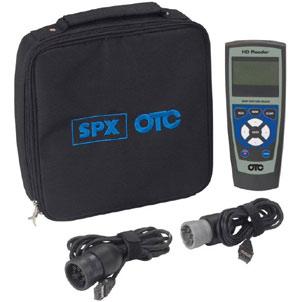 SPX 3418 OTC Heavy-Duty Reader box contents