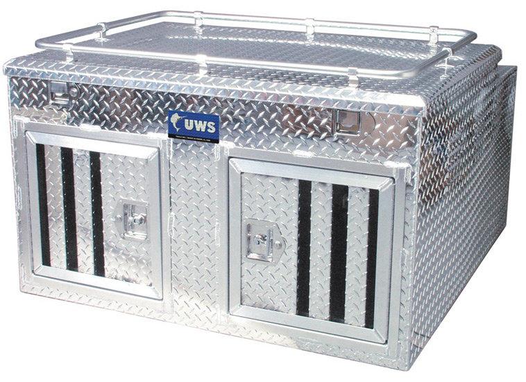 Amazon Uws Db 4848n 48 Northern 2 Door Deep Dog Box With