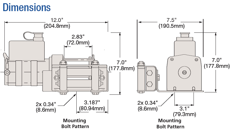 B001Q399RA.02.lg amazon com superwinch 1331200 ut3000, 12 vdc winch, 3,000lb 1360 champion 3000 lb winch wiring diagram at soozxer.org