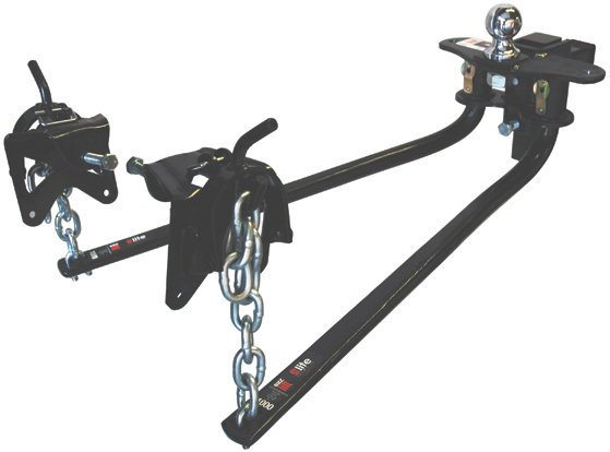 Camper Trailer Sway Bars : Amazon eaz lift elite weight distributing hitch