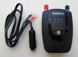 Duracell 813-0207 200 Watt DC to AC Digital Power Inverter