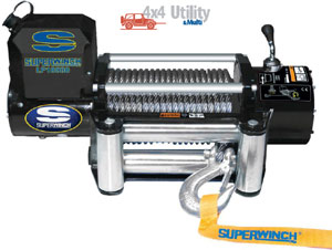 Superwinch 1510200 LP10000 Series Winch