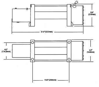 B0030E5HS8.02.lg amazon com superwinch 1585202 lp8500 winch gen ii 12 vdc 8500lbs superwinch lp8500 wiring diagram at fashall.co