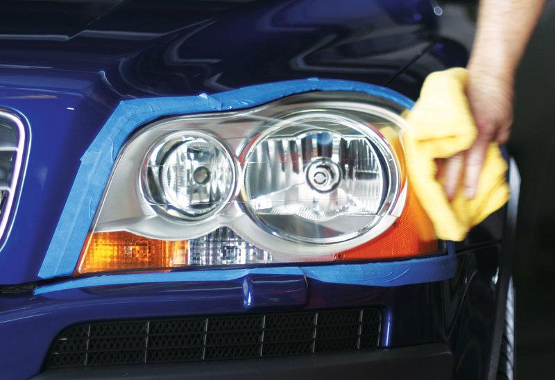 mothers powerball 4lights headlight restoration kit automotive. Black Bedroom Furniture Sets. Home Design Ideas