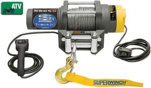 Superwinch 1125220 Terra 25 2500-lb winch