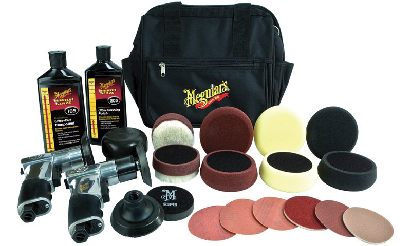 meguiars headlight restoration kit instructions