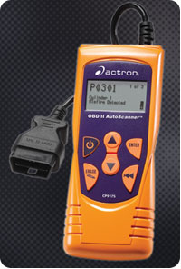 Amazon Com Actron Cp9175 Autoscanner Diagnostic Code Scanner With Freeze Frame Data For Obdii Vehicles Automotive