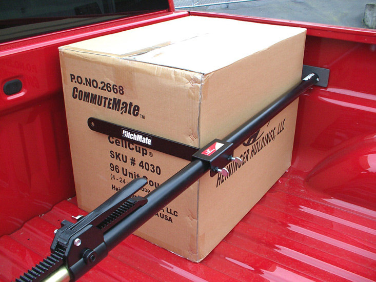 Truck Bed Stabilizer Bars : Amazon heininger hitchmate cargo stabilizer bar