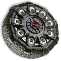 Spikes-Spider Compact Style winter traction element