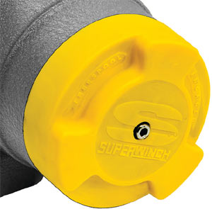 The ergonomic freespooling clutch of the Superwinch Terra series of winches