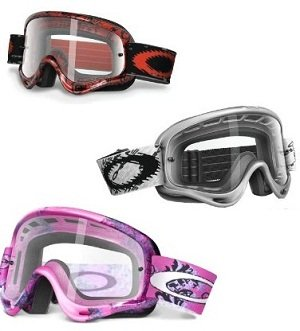 43ec4ee371d Amazon.com  Oakley O-Frame MX Goggles with Clear Lens (Black ...
