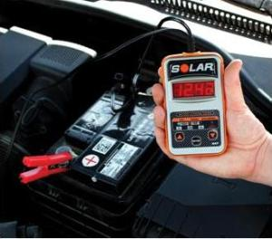 BA7 100-1200 CCA Electronic Battery and System Tester