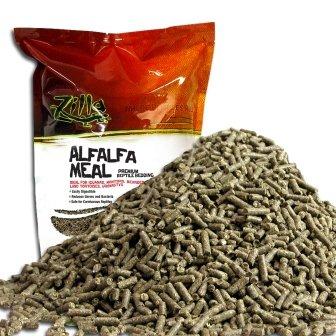 alfalfa meal detail