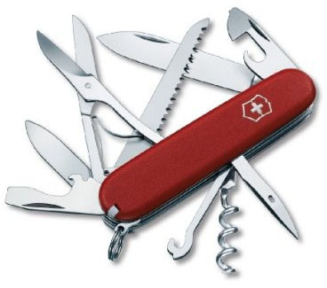 Swiss army knife sex act