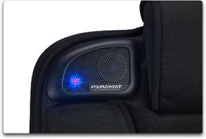 Amazon.com. Pyramatu0027s PC Gaming Chair ... & Amazon.com: Pyramat Wireless PC Gaming Chair 2.1: Sports u0026 Outdoors