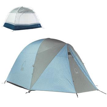 Product description  sc 1 st  Amazon.com & Amazon.com : Sierra Designs Bedouin 6 Person Basecamp Tent ...