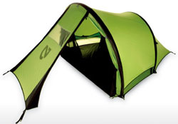 The ExoFly vestibule offers up to 14 square feet of total space.  sc 1 st  Amazon.com & Amazon.com : Nemo Equipment 2-Person Morpho AR Tent : Sports ...