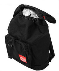 Amazon.com  Manhattan Portage Dakota Backpack (Black)  Clothing ed9a0ab5b6105