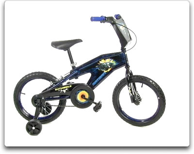Amazon.com : Batman Rand Dark Knight 16-Inch Kids' Bike