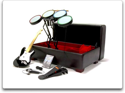 Amazon.com. Now your Rock Band ... - Amazon.com: AK Rock Box Gaming And Storage Ottoman With Drum Lift