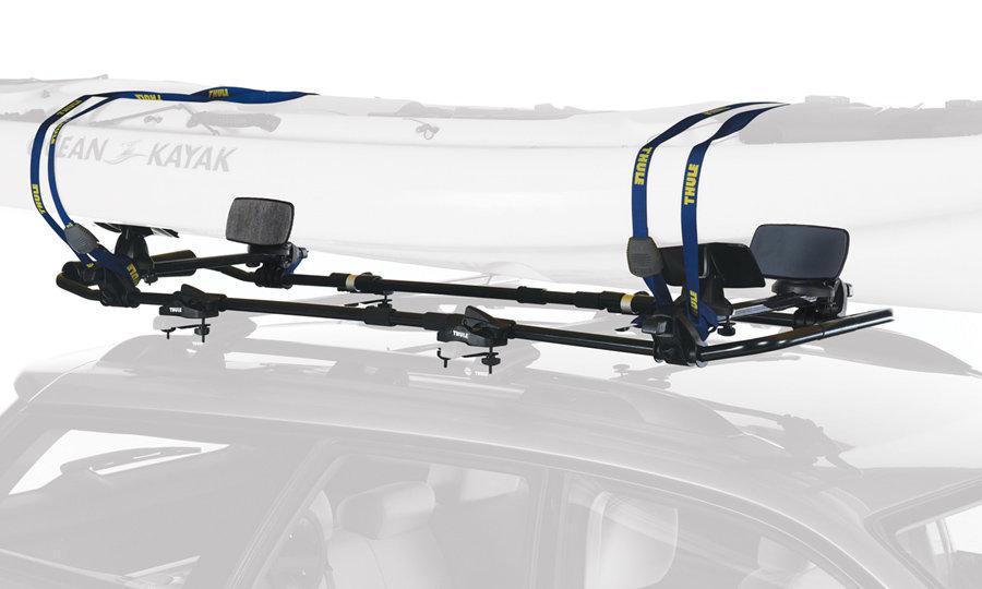 Amazon Com Thule Slipstream Xt Roof Mount Kayak Carrier