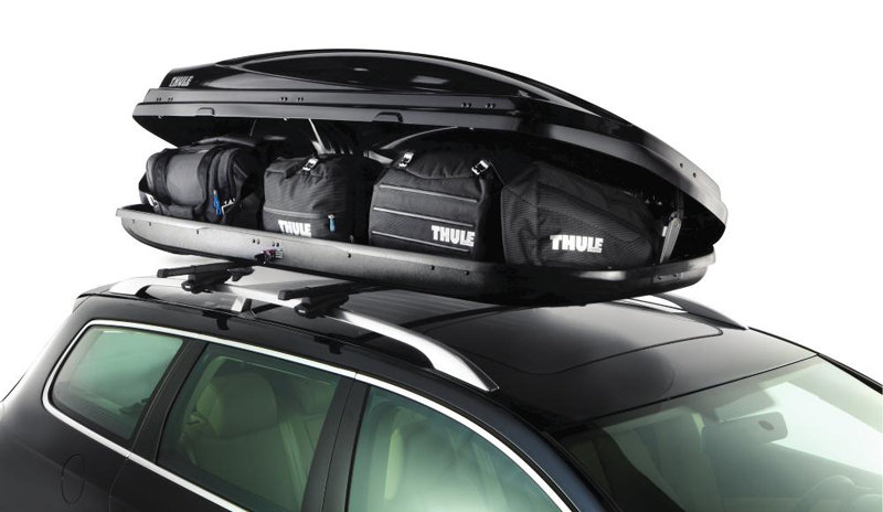 Amazon Com Thule 686xt Atlantis 1600 Rooftop Cargo Box