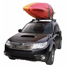 Amazon Com Inno Easy Mount Dual Kayak Carrier With Universal