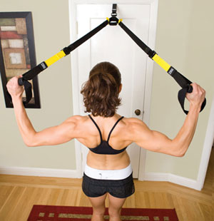 Well-Being-Matters B002YIA6SM-1 TRX Suspension Training Pro Pack