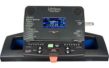 LifeSpan TR1200i Folding Treadmill B0030EW7Q8 1