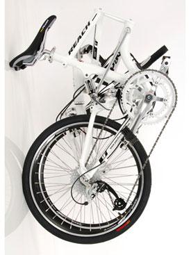If Reach 9 Speeds Folding Bike Silver Folding