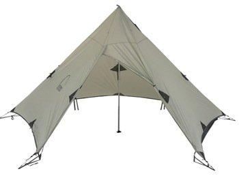Amazon Com Sierra Designs Origami 3 Person Tarp Shelter