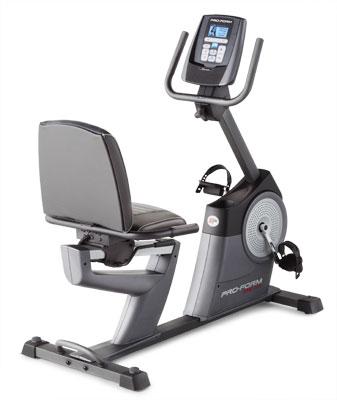 Amazon.com : Proform 315 CSX Recumbent Bike : Exercise Bikes ...
