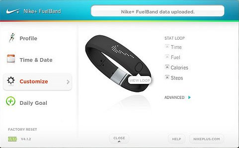 taille 40 4d67f 45e57 Nike+ FuelBand First Generation