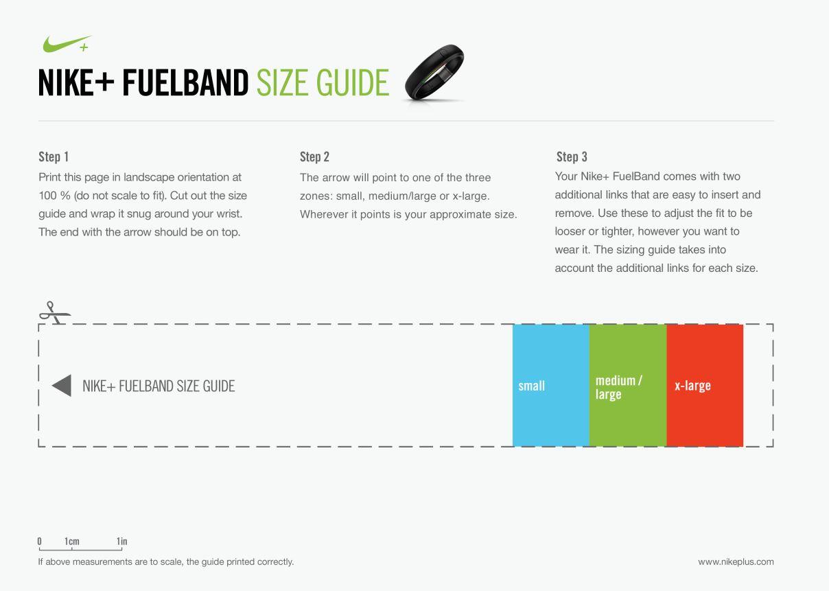 Amazon.com : Nike+ FuelBand White Ice X-Large : Nike Fuel