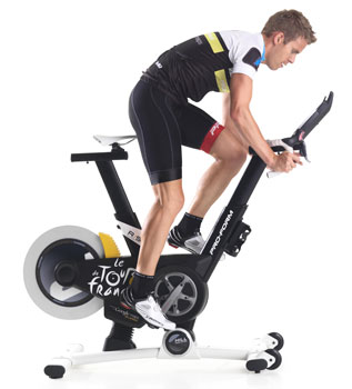 ProForm Le Tour De France Indoor Cycling Training Bike (2013) ICON Health and Fitness