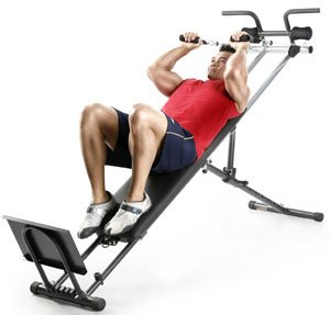 Amazon.com : Weider Total Body Works 5000 Gym : Home Gyms : Sports & Outdoors