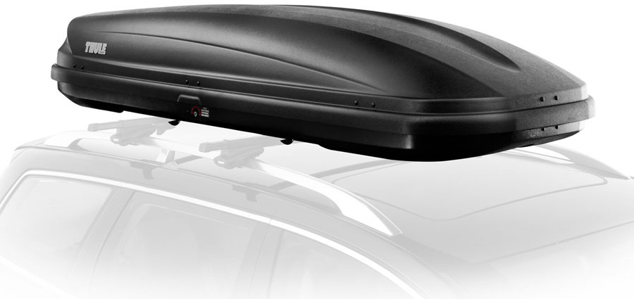 Attractive Thule Ascent Rooftop Cargo Box