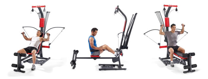 Bowflex Pr1000 Home Gym Home Gyms Amazon Canada