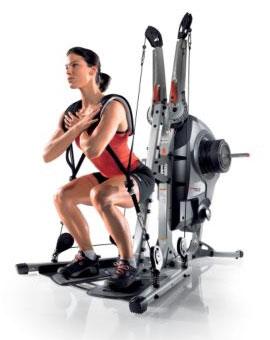 Amazon.com : Bowflex Revolution XP 220-Pound Home Gym (Refurbished ...