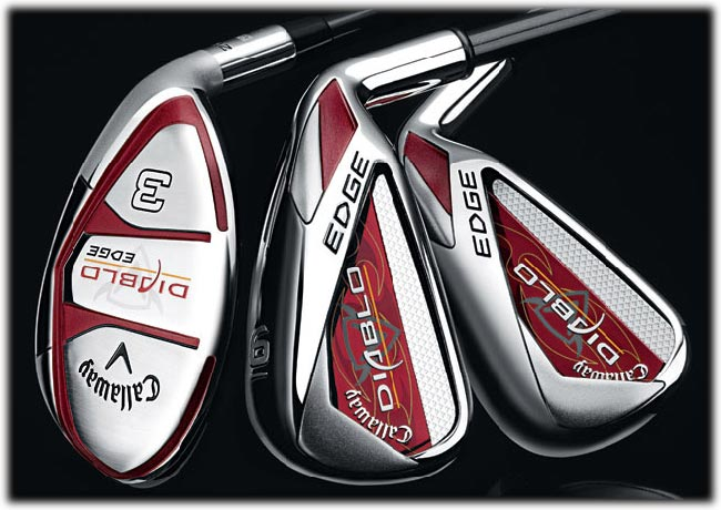 Amazoncom Callaway Golf Diablo Edge Irons Set Set Of 6 Total